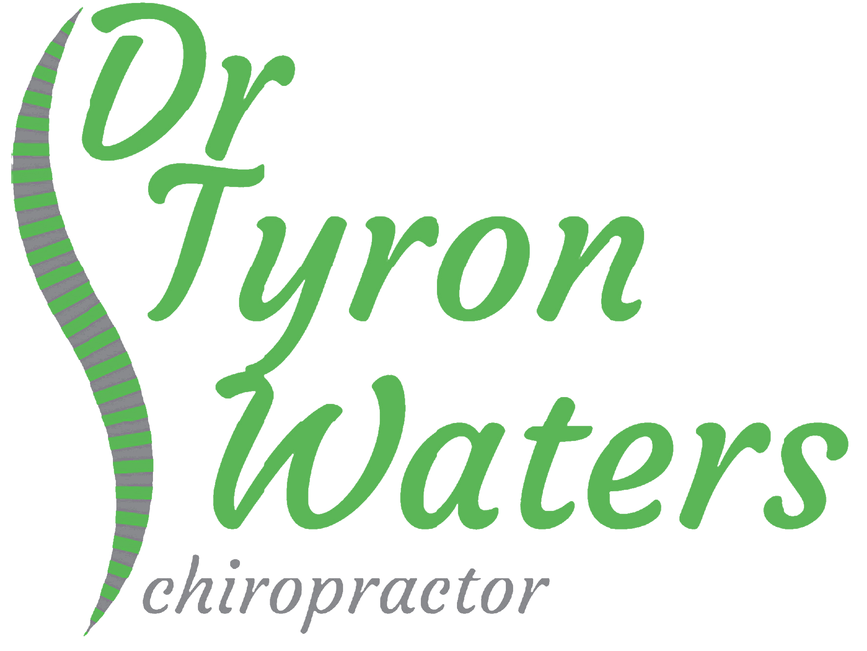 Dr Tyron Waters